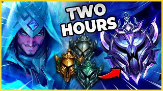 HOW TO GET TO DIAMOND WITH SYLAS IN ONLY 2 HOURS - League of Legends