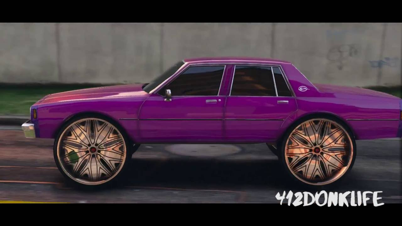 GTA V Donks & Old Schools| Custom GTA 5 Gameplay - YouTube