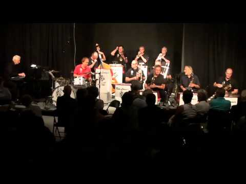 Ken Loomer Big Band In Concert At The Firehouse Cultural Center