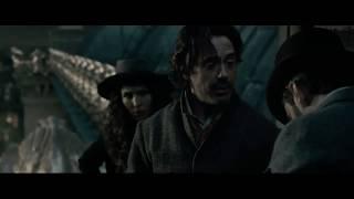 Шерлок Холмс  Игра теней Ватсон и Холмс вычисляют Себастьяна Морана