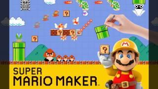 Overworld New Super Mario Bros  U   Yoshi Mix - Super Mario Maker Music Extended