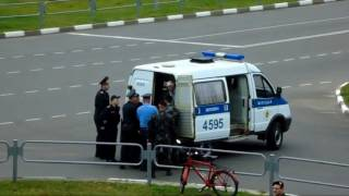 Аресты на день Металлурга в Жлобине. Милиция распугала народ