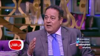 بالفيديو| جمال الشاعر: أحمد زكي اقترح على محمد خان مشاركتي في