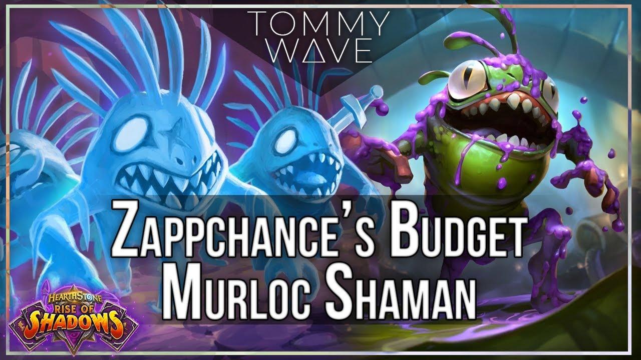 Budget murloc shaman