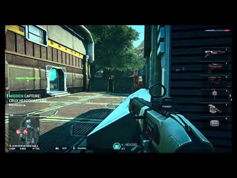 Planetside 2 Engineer Point Defense