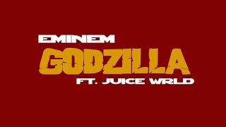 Godzilla - Eminem ft. Juice WRLD [Kinetic Typography]