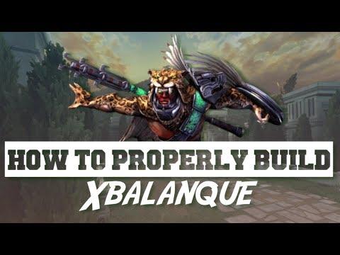 [DCS] The proper way to build Xbalanque - Ijustdie