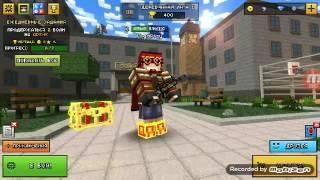 Pixel Gun3d слендер какает кровью?0_о