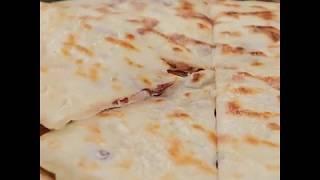 Как приготовить лобиани | Легкий рецепт лобиани - лепешки с фасолью
