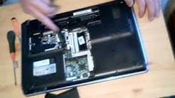 DÉPANNER SON PC. HP PAVILLON DV6