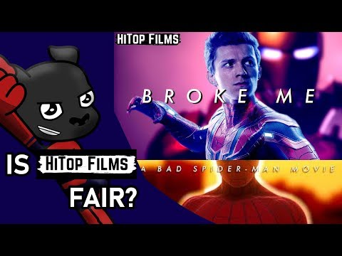Is HiTop Films fair on MCU Spider-man? - Bad Spider-man Movies