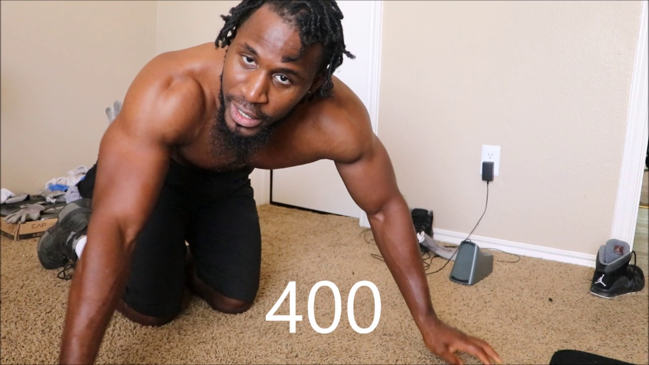 500 Pushups Everyday Until 10,000 (day 5)