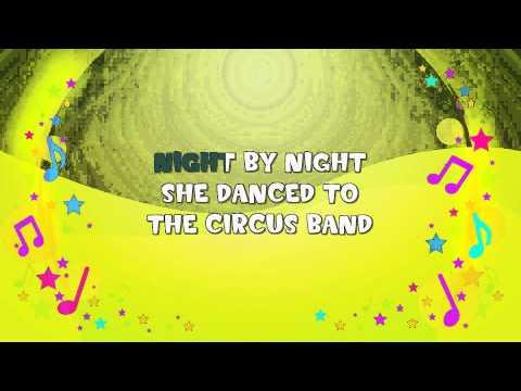 Nellie the Elephant | Karaoke | Nelly the Elephant | Nursery Rhyme | KiddieOK