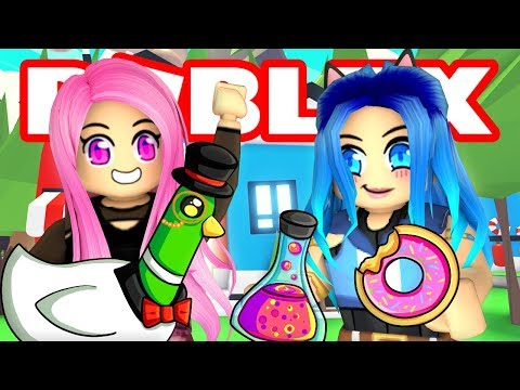 Dressing Up Our Pets In Roblox Adopt Me Youtube
