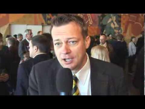 Martin Landolt, der neue BDP Bundesparlamentarier  - 2009