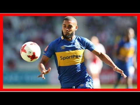 Breaking News   EXTRA TIME: Watch Seedat slap Lakay at Cape Town City   Goal.com