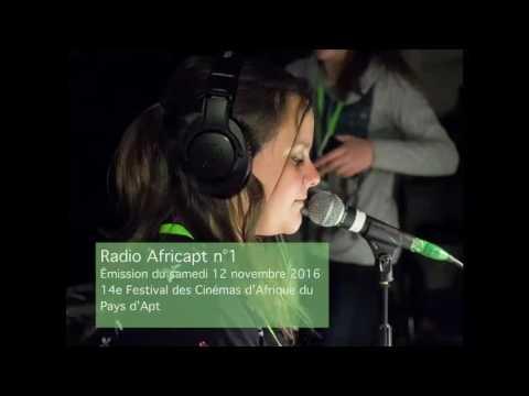 Radio Africapt n° 1 - 12.11.2016