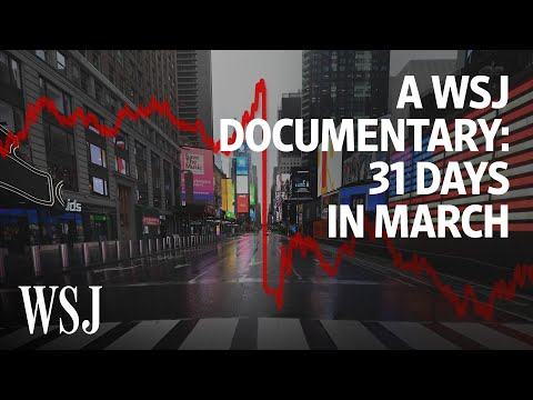 The Month Coronavirus Unraveled American Business | A WSJ Documentary