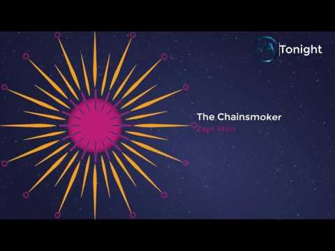  The Chainsmokers   &  ZAYN MALIK  - Tonight  (lyric Video)