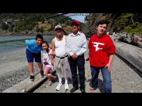 Exploring Deception Pass State Park & Naval Air Station Whidbey Island, Snowgoose Icecream!