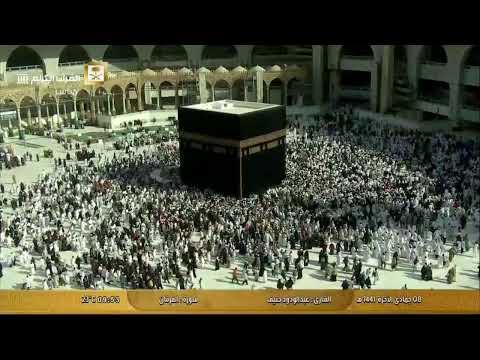 قران كريم صوت حلو بث مباشر قناة القرآن الكريم Islamvideoz