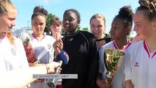 Yvelines | Élancourt : le foot féminin à l'honneur