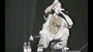 "eminem live new york Acapella.. With ""get you mad"" instrumental"