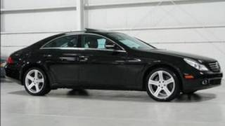 Mercedes-Benz CLS550--Chicago Cars Direct HD