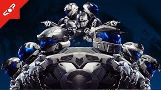 The Beauty of Classic | Halo 5: Guardians | Edit / Classic Helmet REQ Pack Showcase