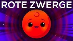 Der letzte Stern im Universum - Rote Zwerge erklärt