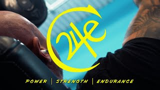 24e Power | Strength | Endurance