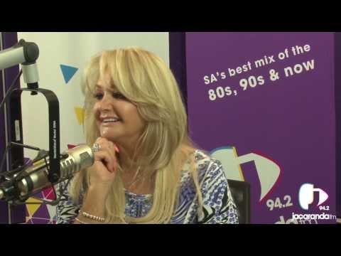 Bonnie Tyler on Martin Bester Drive   Part I