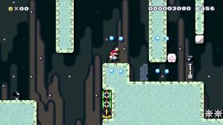 Super Mario Maker - 2nd Clear of Bomb Voyage (PangaeaPanga)