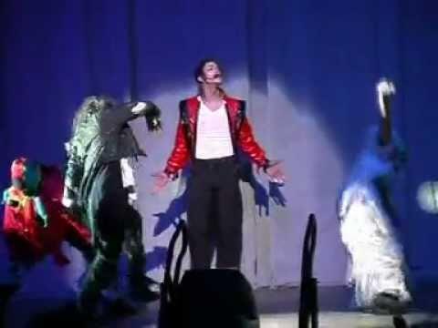 Big Foot Events - Michael Jackson Tribute Act | Navi