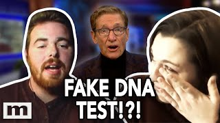 She Faked A DNA Test…I Can't Trust Her!   The Maury Show