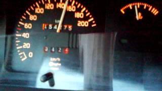 RENAULT CLIO 1.2i - MAX SPEED!
