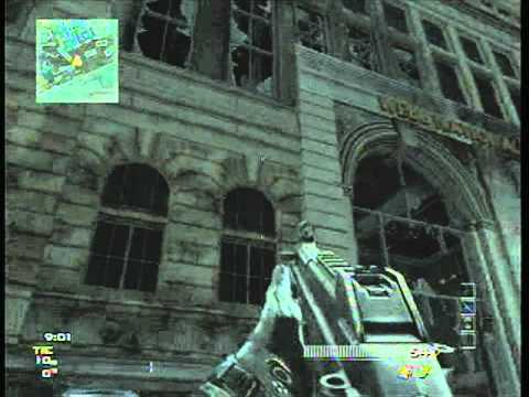 Mw3 Downturn Map Walkthrough Youtube