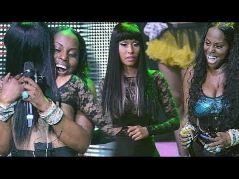 nicki Minaj confirms new music is on the way with Foxy Brown