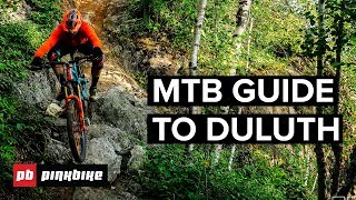 Mountain Biking in Duluth, Minnesota - The Complete Guide | Local Flavors