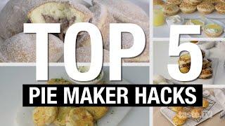 Top 5 Kmart pie maker recipe hacks | taste.com.au