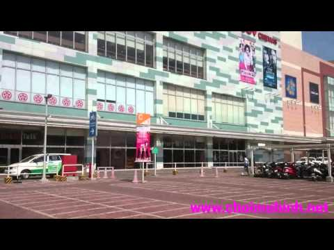 Aeon Tân Phú Shopping Mall | Travel in Saigon - HoChiMinh City 2015