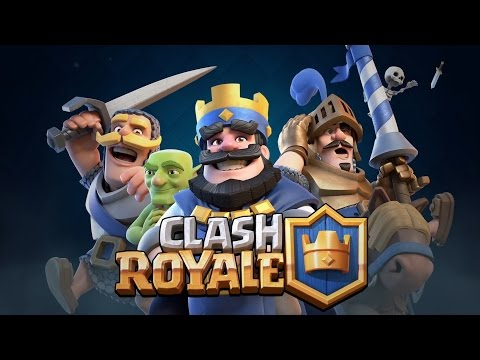 CLASH ROYALE 1st Hour + Gameplay ★ NEW GAME From Supercell & Clash Of Clans!