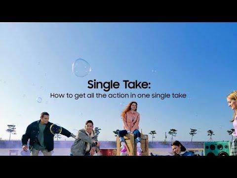 single taken samsung