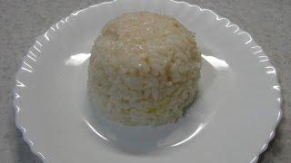 Рис в духовке (по-болгарски) - простой способ приготовления вкусного гарнира