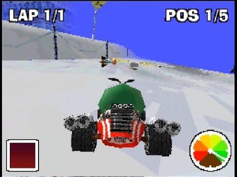 M&M's Kart Racing (Nintendo DS 2007)