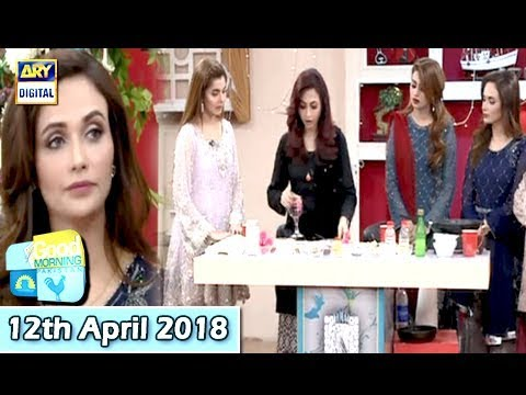 Good Morning Pakistan - 12th April 2018 - Ary Digital