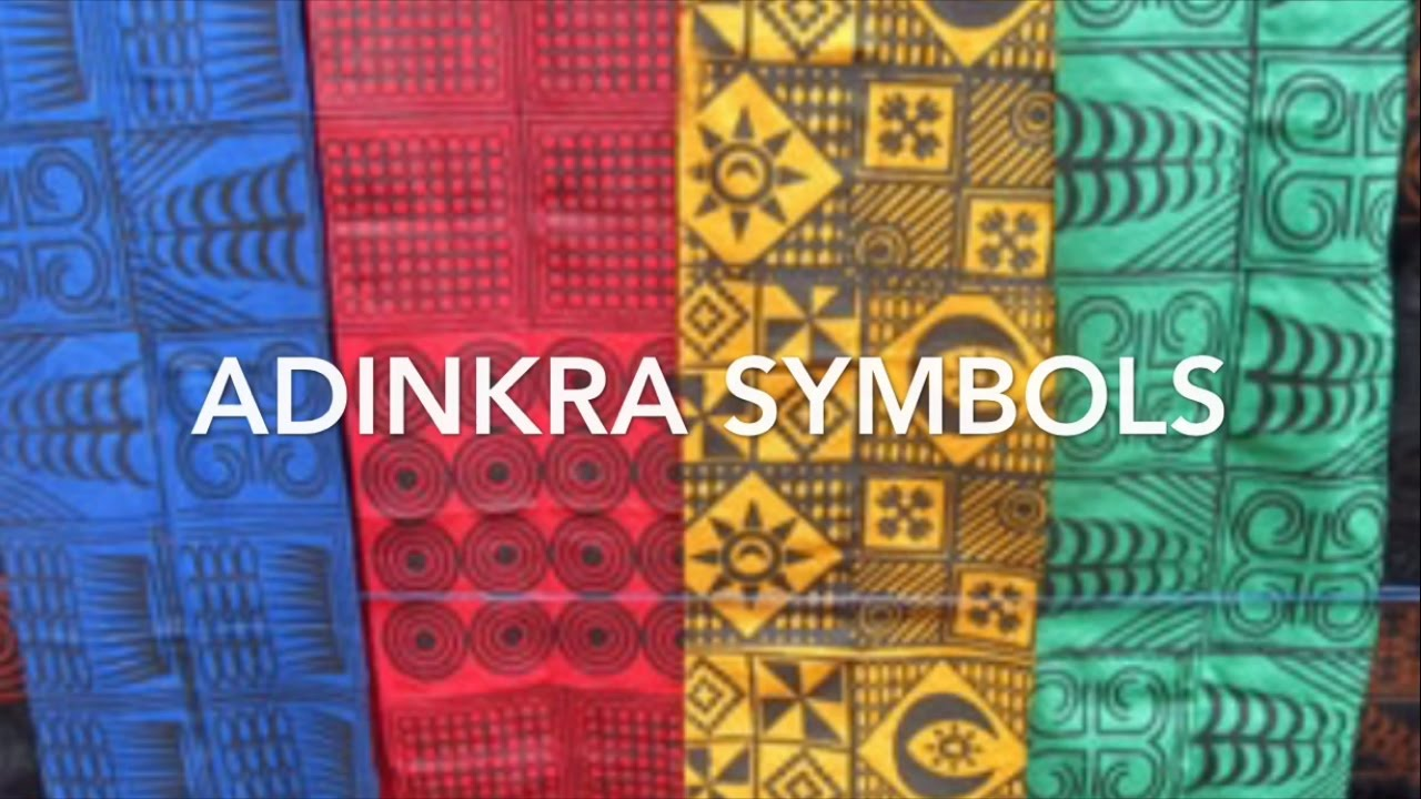 How To Make Adinkra Symbols Culture And History How To Paint