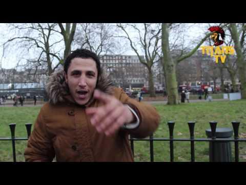Shamsi Calls Out David Wood | Speakers Corner