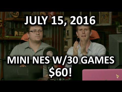 The WAN Show - Go to McDonalds, Get More Pokemon! - July 15th, 2016