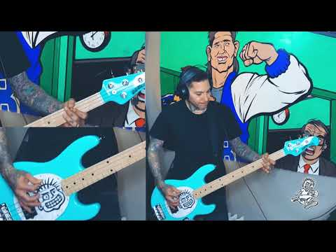 """MxPx- """"Chick Magnet"""" Playthrough with Mike Herrera"""